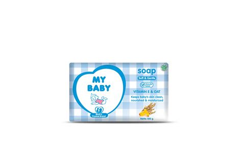 jual my baby soap 100 gr soft gent prosehat