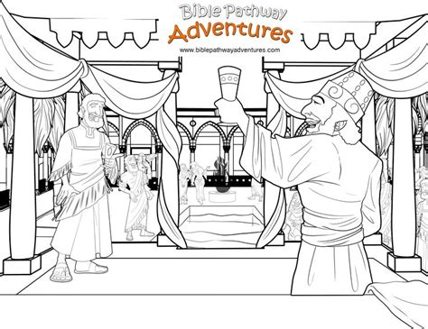 coloring pages book of daniel 52 best images about book of daniel coloring pages on