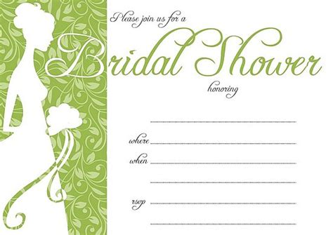 bridal shower invite template come with me bridal shower invite popsugar food