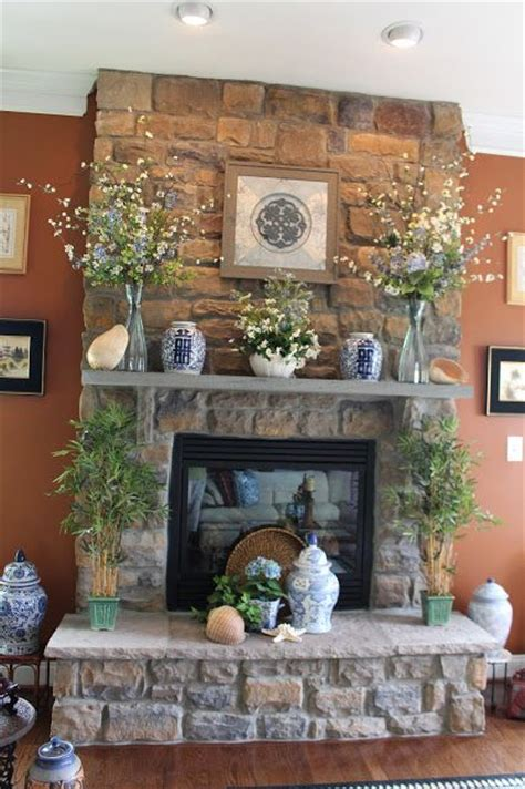 hearth decor best 25 fireplace decor summer ideas on pinterest