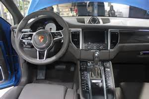 Steering Wheel Shakes 100 Km Porsche Macan Launching In India Next Month