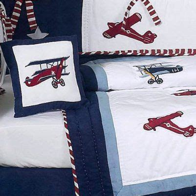 Vintage Aviator Crib Bedding Sweet Boys And Crib Sets On