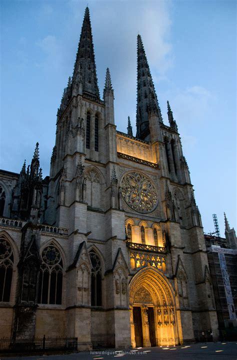cathedrale saint andre de bordeaux architecture