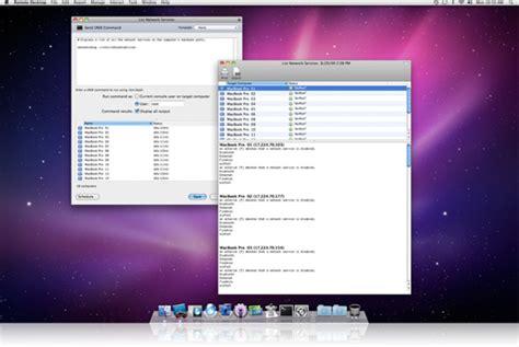 apple remote desktop apple remote desktop remote administration
