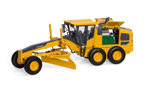 volvo gc motor grader dhs diecast collectables