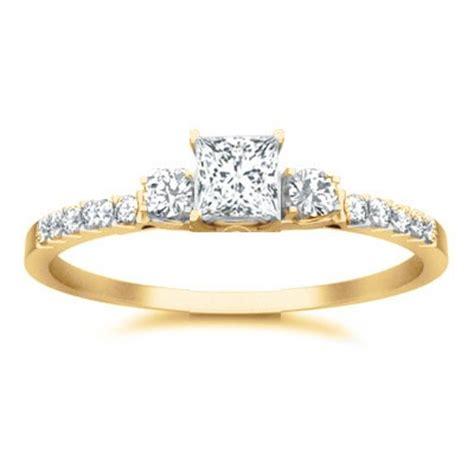 affordalbe engagement ring on jeenjewels
