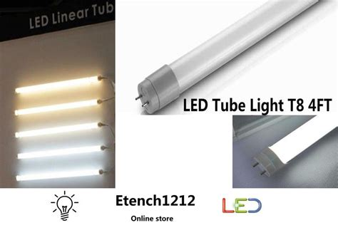 4ft led fluorescent lights led t8 fluorescent 4ft 18w end 5 14 2018 4 15 pm