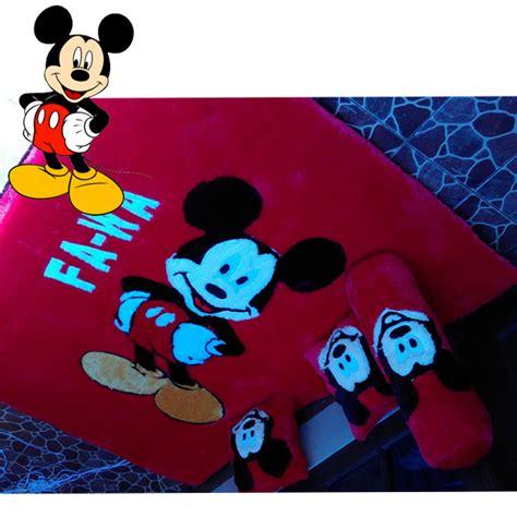 Karpet Karakter Gambar Mickey Mouse 10 motif karpet bulu karakter yang banyak disuka balajar