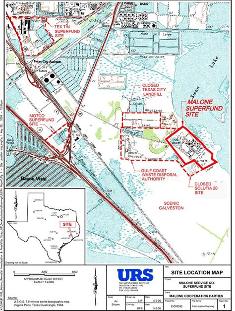 superfund site map a superfund success for marsh restoration near galveston bay texas response restoration noaa gov