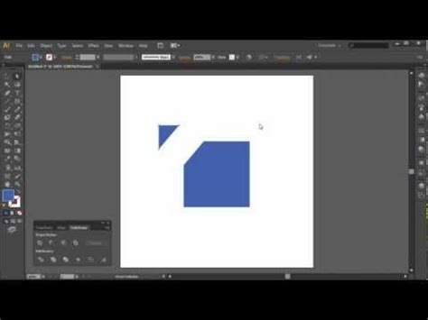 illustrator tutorial knife 60 second illustrator tutorial slice and divide shapes