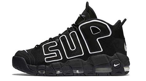 Harga Nike X Supreme Uptempo suptempo supreme x nike air more uptempo le site de la