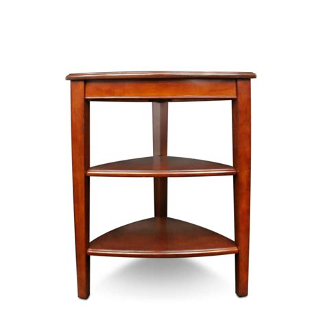Corner Accent Table Corner Side Table Two Tier Mid Century Side Corner Table Midcentury Side Tables And End Tables