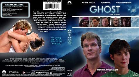 film ghost dvd ghost custom blu ray movie blu ray custom covers ghost