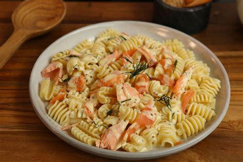 recette de cuisine all馮馥 p 226 tes radiatori aux deux saumons hervecuisine com