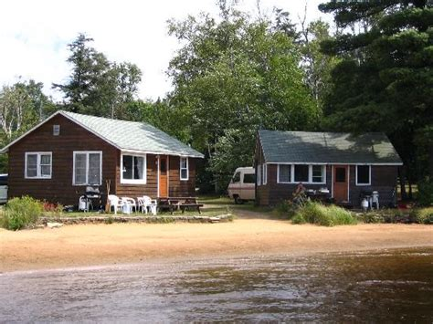 Lakeside Cabins by Lakeside Cabins Picture Of Oxtongue Lake Ontario Tripadvisor