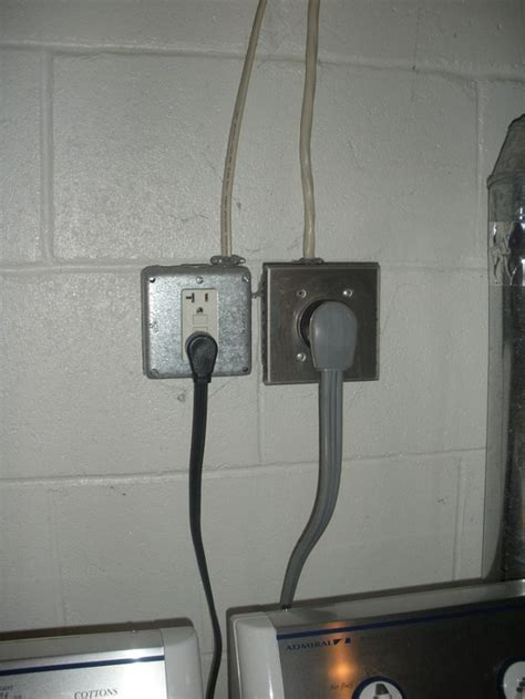 washer dryer outlet wiring dryer free printable