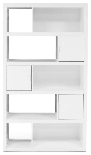 Brimnes Bookcase White 60x190 Cm Ikea Throughout White High Gloss White Bookcase