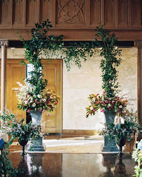 wedding arch flowers arrangements 59 wedding arches that will instantly upgrade your