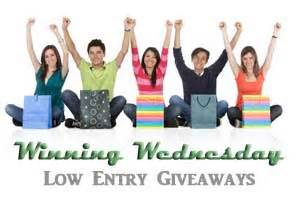 Low Entry Giveaways - low entry giveaways