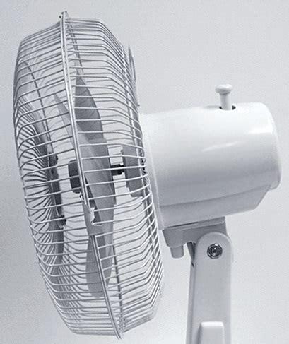 comfort zone desk fan comfort zone 16 inch oscillating fan my store