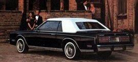 1985 chrysler cordoba american car spotters guide 1983