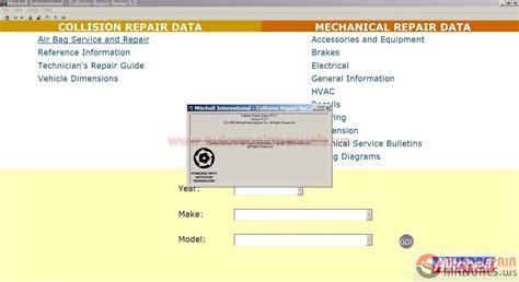 service manual online car repair manuals free 1992 gmc vandura 3500 navigation system mitchell collision repair series crs v5 5 1992 2008 free auto repair manuals