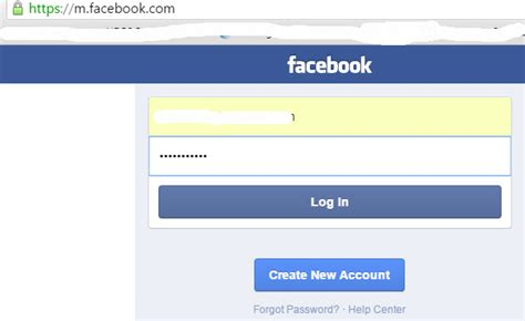 full version of facebook login how to stop facebook from cropping your profile picture