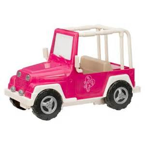 Our Generation Jeep And Cer My Way And Highway 4x4 Car Pink Our Generation Target