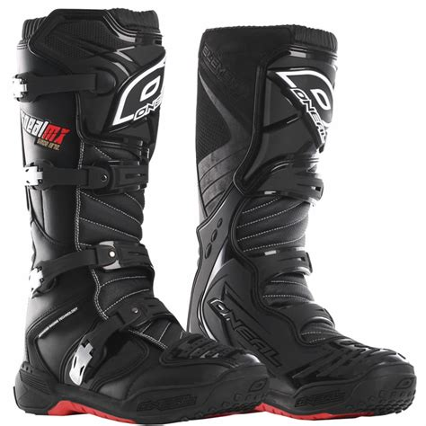 leather dirt bike boots oneal element 3 profit es off road enduro dirt bike