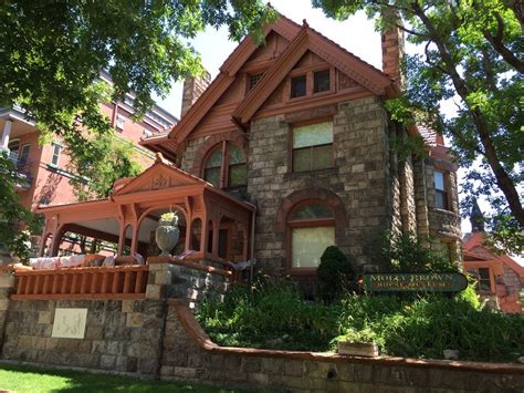 the molly brown house museum in denver is truly one of a