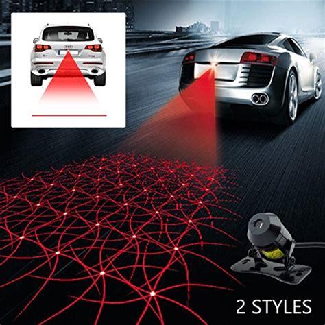 Car Universal Automotive Laser Fog car laser fog l universal auto rear end alarm led