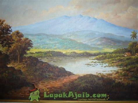 Lukisan Paintings Nature lukisan pemandangan alam karya soekardji 2 painting lukisan paintings