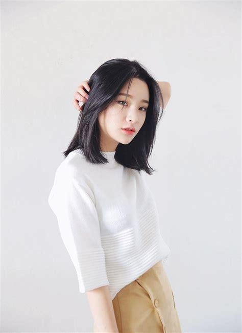 medium hairstyle korean 20 photo of korean hairstyles for medium hair