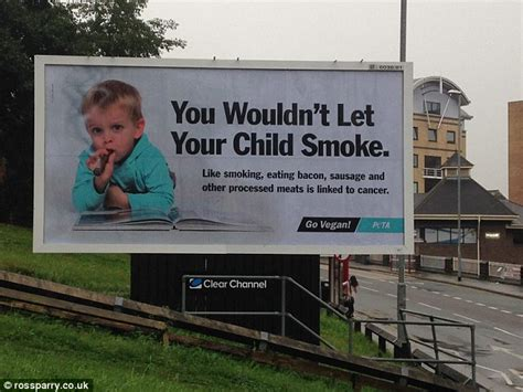 Would You Let Your Child You Wouldn T Let Your Child Smoke Vegan