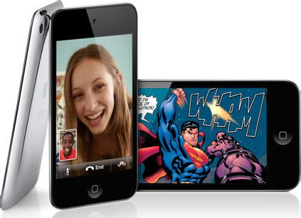 review ipod touch 4g how does it compare to the iphone 4?