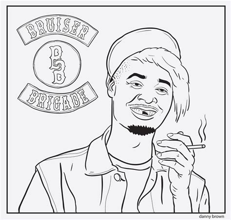 coloring book rapper rap coloring sheets book genius
