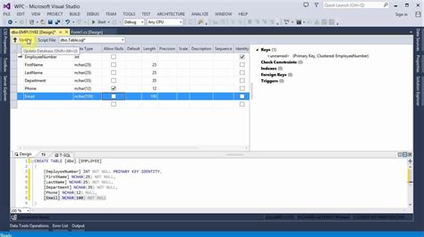 design form in c create visual studio 2013 c project with database input