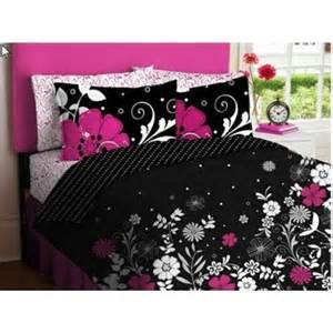 Black White And Pink Bedding Sets Pink Black And White Bedding Themed Bedroom Ideas