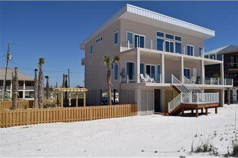 pensacola beach house rentals ariola 904 pensacola beach florida house cottage rental