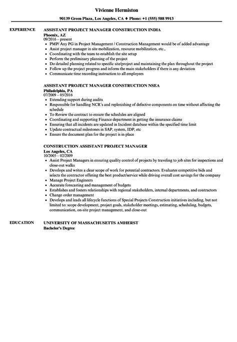 project manager resume template word resume collection
