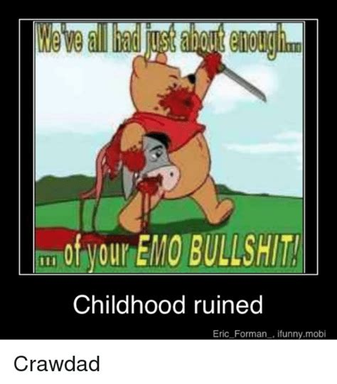 Ruined Childhood Meme - funny childhood ruined memes of 2017 on sizzle hoodcomedy