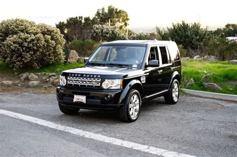sell used 2013 land rover lr4 hse in inglewood