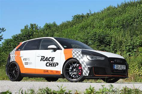 Racechip Audi by Racechip Tweaks Audi Rs 3 Forcegt