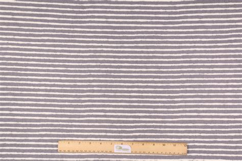 west elm upholstery fabric 11 2 yards braemore west elm painted stripe printed cotton
