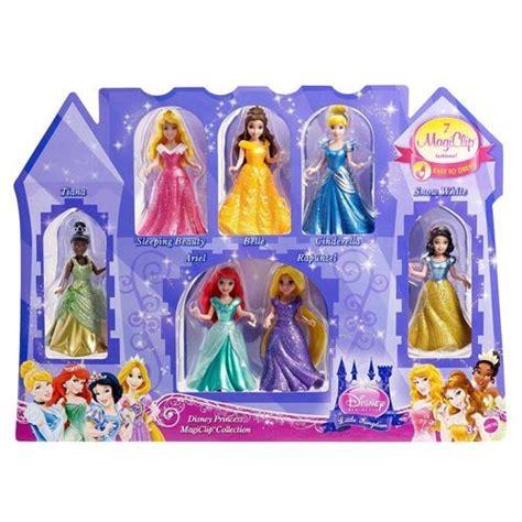 Disney Princess Sparklinh Collection Stories Coloring Stickers new disney princess magic clip kingdom 7 pack doll set ebay