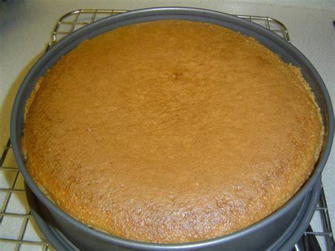 kuchen belag saftiger pfirsich pudding kuchen mit zweitem belag