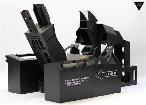 f 16 simulator cockpit for sale f 16 ghost black cockpit simulator flight simulator