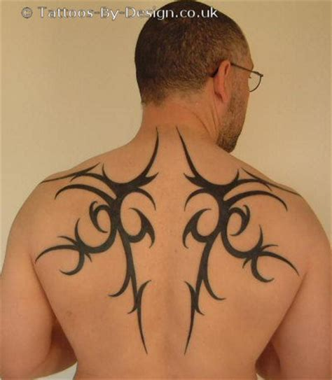 tribal tattoos generator tribal back