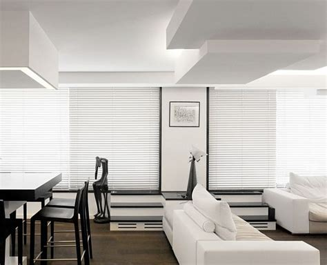 wohnung innen white apartment interior design in