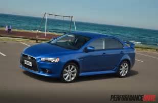 2015 Mitsubishi Lancer 2015 Mitsubishi Lancer Xls Review